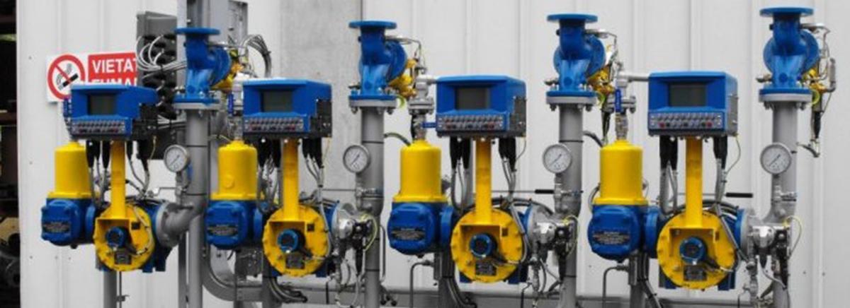 Оборудване за петролни бази / Oil & Gas terminals equipment