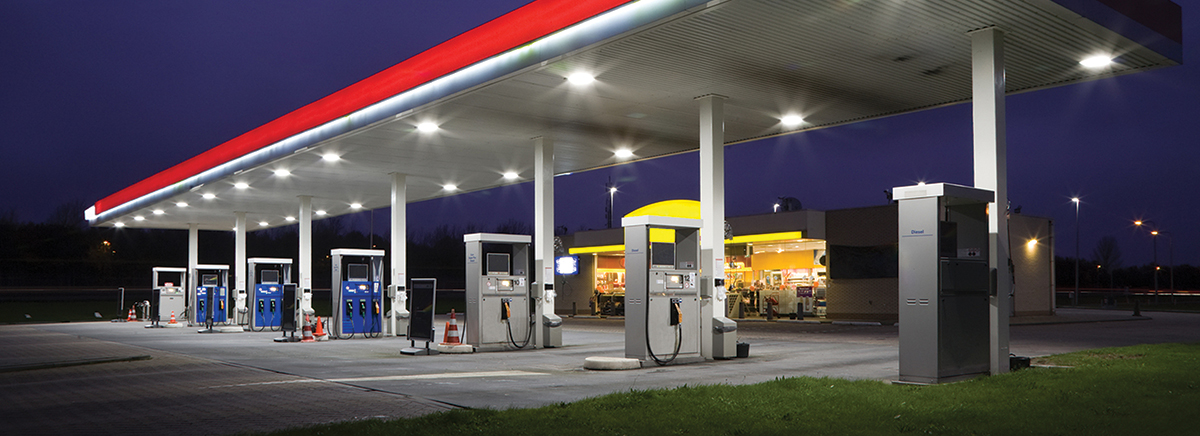 Оборудване за бензиностанции / Service stations equipment